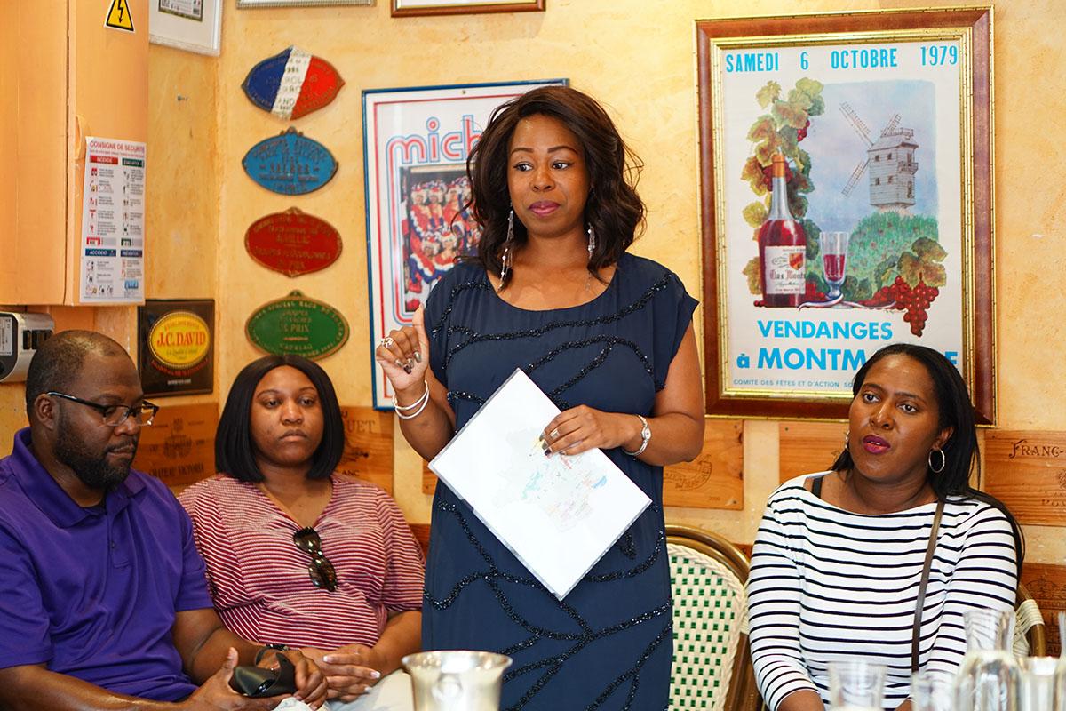 Tanisha Townsend Wine School