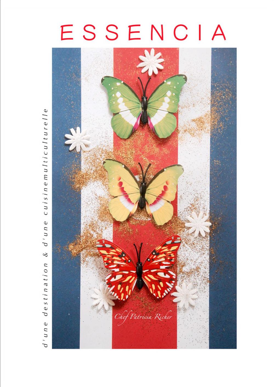 Esencia - Book Cover